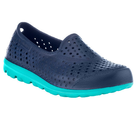 Skechers H2 Go Perforated Slip-on Shoes - Page 1 — QVC.com
