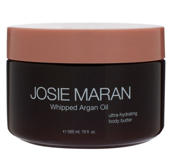 Josie Maran Argan Oil Super-size 19oz Whipped Body Butter - A258166