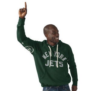 NFL Hands High Mens Pullover Hoodie by Jimmy Fallon - A284966