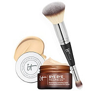 IT Cosmetics Bye Bye Redness with Brush Auto-Delivery - A342766