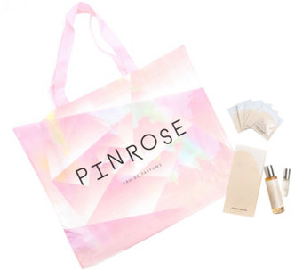 Pinrose Secret Genius Complete Fragrance Setwith Tote Bag - A356766