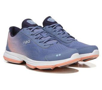 Ryka Lace-up Walking Sneakers - Devotion Plus 2 - A359066