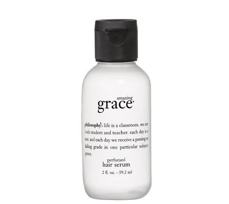 philosophy amazing grace hair serum
