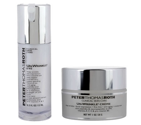 Peter Thomas Roth Unwrinkle Creme & Eye Duo