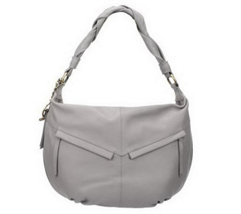 Maxx New York Expandable Nappa Leather Hobo - A222667