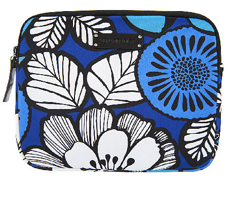 Vera Bradley Signature Print Neoprene Tablet Sleeve