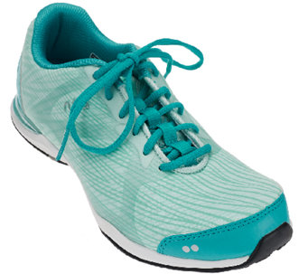 Ryka Lace-up Training Sneakers - Grafik - A264667