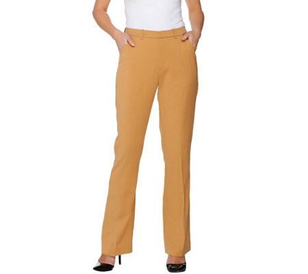 G.I.L.I. Regular Flared Trousers