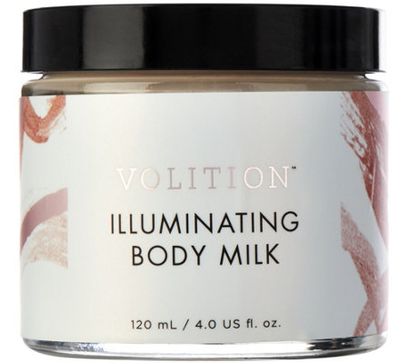 Volition Illuminating & Hydrating Body Milk