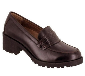 Eastland Newbury Leather Slip-on Loafers - A331167