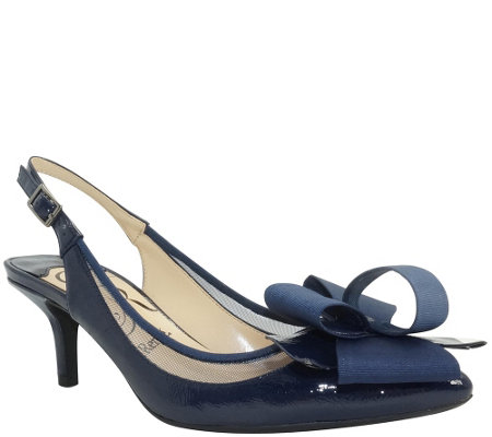J. Renee Slingback Pumps - Garbi