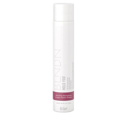 BLNDN HOLD YOU Firm Hold Hairspray, 9 oz