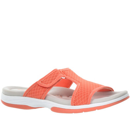 Easy Street Sport Slide Sandals - Garbo