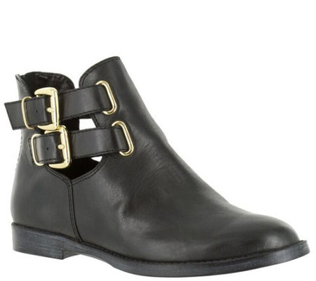 Bella Vita Leather Ankle Boots - Ramona