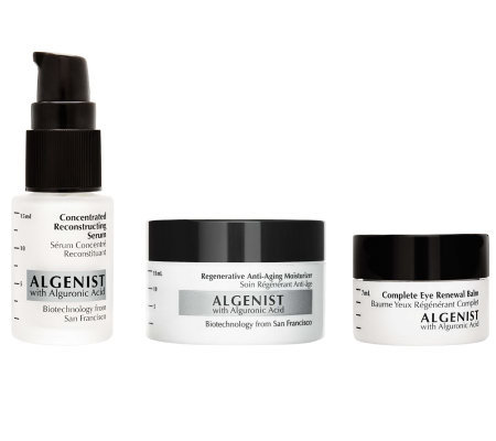 Algenist Anti-Aging Skin Care 3-piece Starter Kit