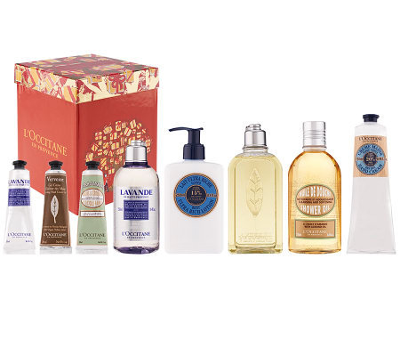 L'Occitane Escape to Provence 8-piece Collection