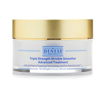 Dr. Denese Super-size Triple Strength Wrinkle Smoother, 3.4oz - A262768
