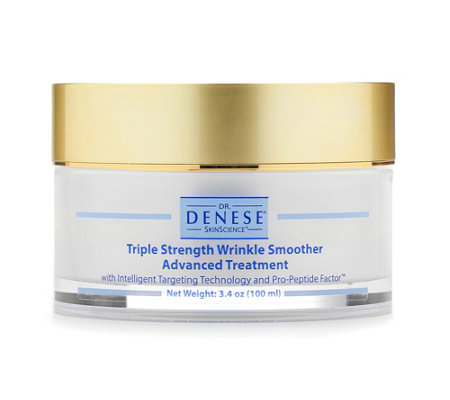 Dr. Denese Super-size Triple Strength Wrinkle Smoother, 3.4oz