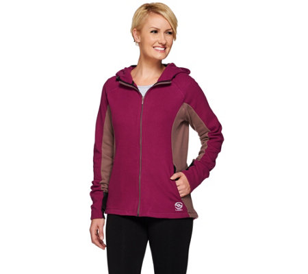 Loki 3-in-1 Women's MidiMicro Fleece w/Built In Gloves