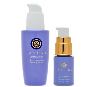 TATCHA Luminous Firming Serum w/ Travel-Size Auto-Delivery - A280368