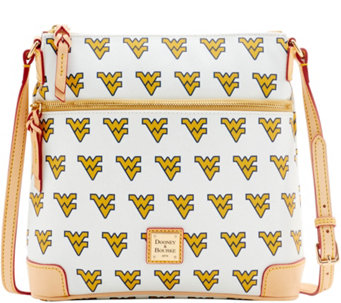 Dooney & Bourke NCAA West Virginia University Crossbody - A283168