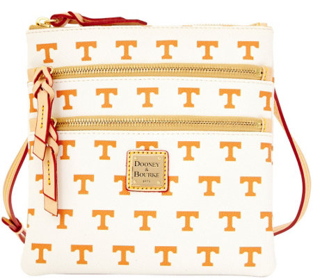 Dooney & Bourke NCAA University of Tennessee Zip Crossbody