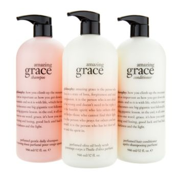 philosophy super-size grace & love fragrance trio Auto-Delivery