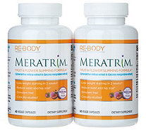 Re-Body Meratrim Fruit & Flower Formula 60-day Supply - A301268
