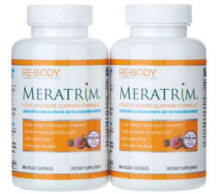 Re-Body Meratrim Fruit & Flower Formula 60-day Supply