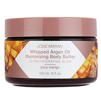 Josie Maran Super-size Illuminizing Whipped Argan Body Butter - A303868