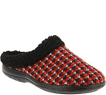Flexus by Spring Step Indoor/Outdoor Slippers -Chainstitch - A360268