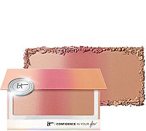 IT Cosmetics Confidence In Your Glow Blushing Bronzer 0.52 oz - A361868