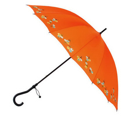 Leighton Kyoto Manual Open UV Protected Umbrella