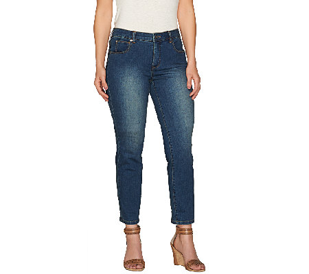 Women with Control My Wonder Denim Collection Ankle Jeans