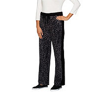 Cuddl Duds Fleecewear Stretch Lounge Pants - A268469