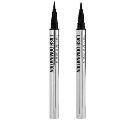 bareMinerals Lash Domination Ink Liner Duo