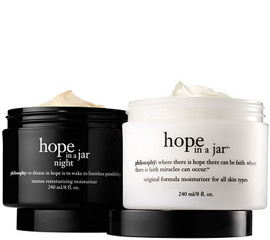 philosophy mega-size hope in a jar 8 oz am/pm duo Auto-Delivery - A283769