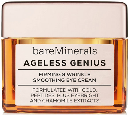 bareMinerals Ageless Genius Firming & Wrinkle Eye Cream