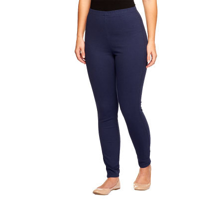 Denim & Co. Stretch Leggings