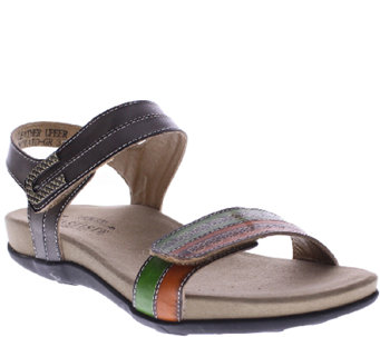 Spring Step L'Artiste Leather Sandals - Oakly - A336469