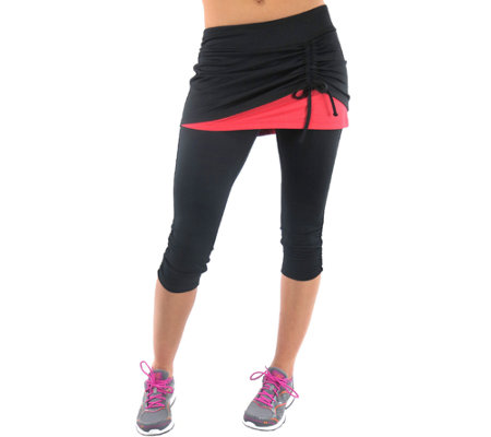 Ryka Excel Skirted Capris