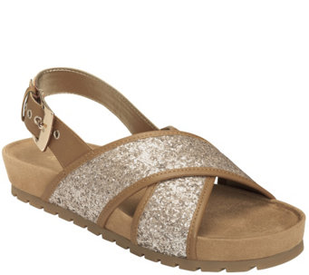 Aerosoles Glitter Sandals - Competition - A340369