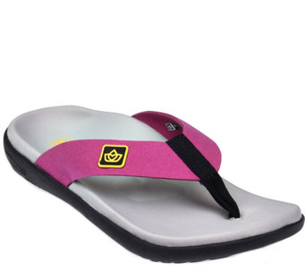 Spenco Thong Sandals - Pure - A340869