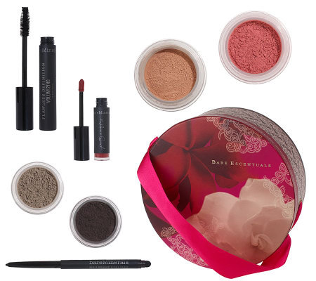 bareMinerals The Perfect Gift 7-piece Color Collection
