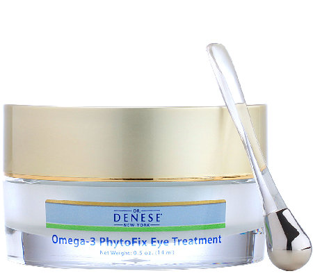 Dr. Denese Omega-3 Eye Treatment with Cooling Wand