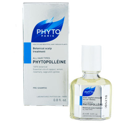PHYTO Phytopolleine Botanical Scalp Treatment, 0.8 fl oz.