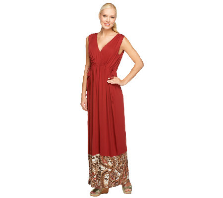 Nicole Richie Collection Regular Sleeveless Maxi