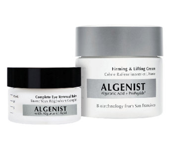 Algenist Firming Cream & Eye Renewal Balm Auto-Delivery - A252170