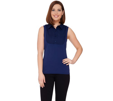 Kathleen Kirkwood Dictrac-Ease Classic Collar Camisole