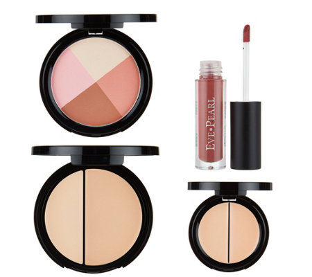 EVE PEARL Flawless Face 4-Piece Collection